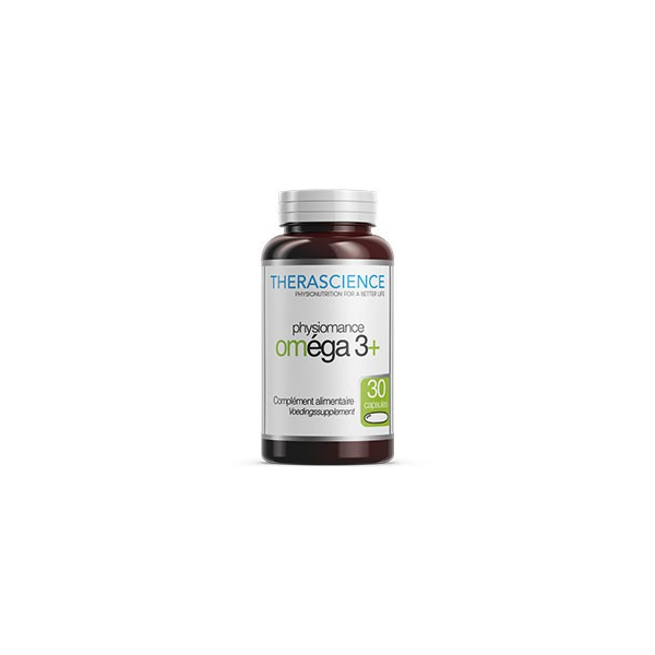 Physiomance Oméga 3+ 30 capsules - Therascience