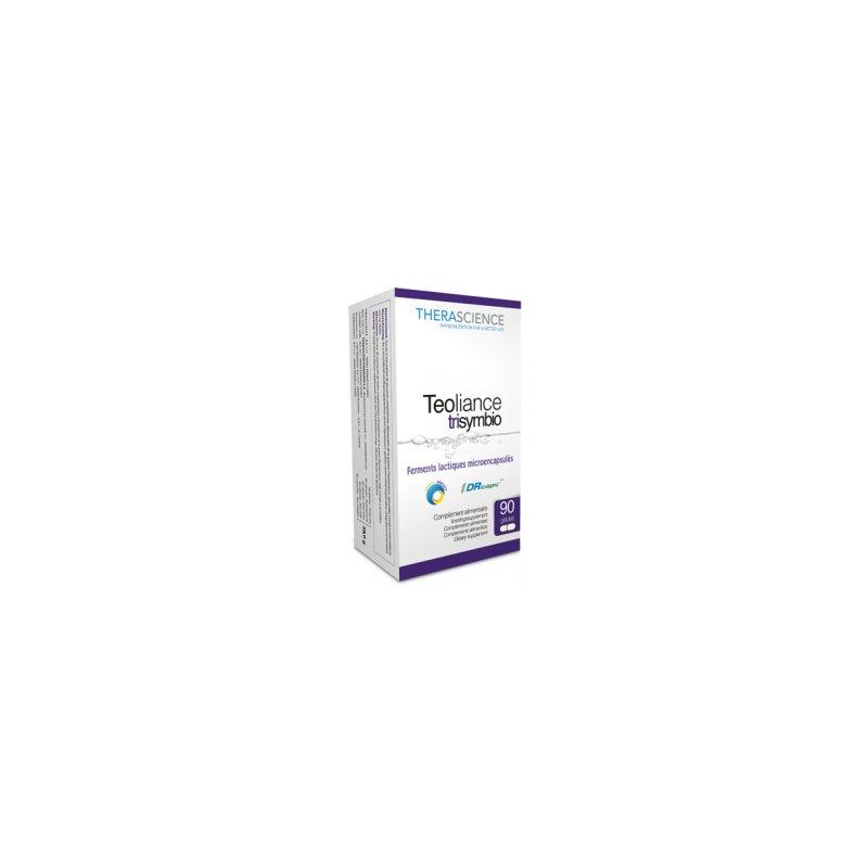 Teoliance Trisymbio 90 gélules - Therascience