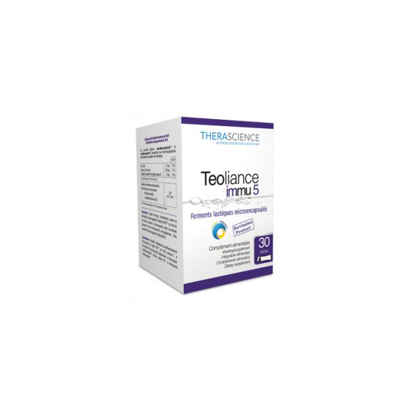 Physiomance Teoliance Immu 5 - 30 sticks