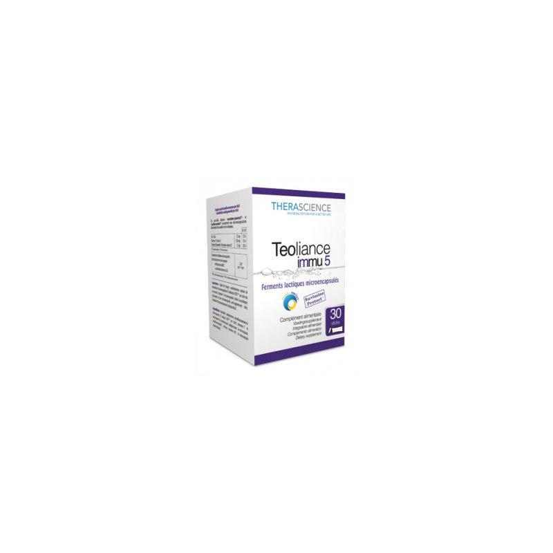 Physiomance Teoliance Immu 5 - 30 sticks