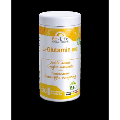 BE-LIFE L-Glutamin 800 - 120 gel