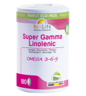 SUPER GAMMA LINOLENIC - 180 caps. - Be-Life (Biolife)