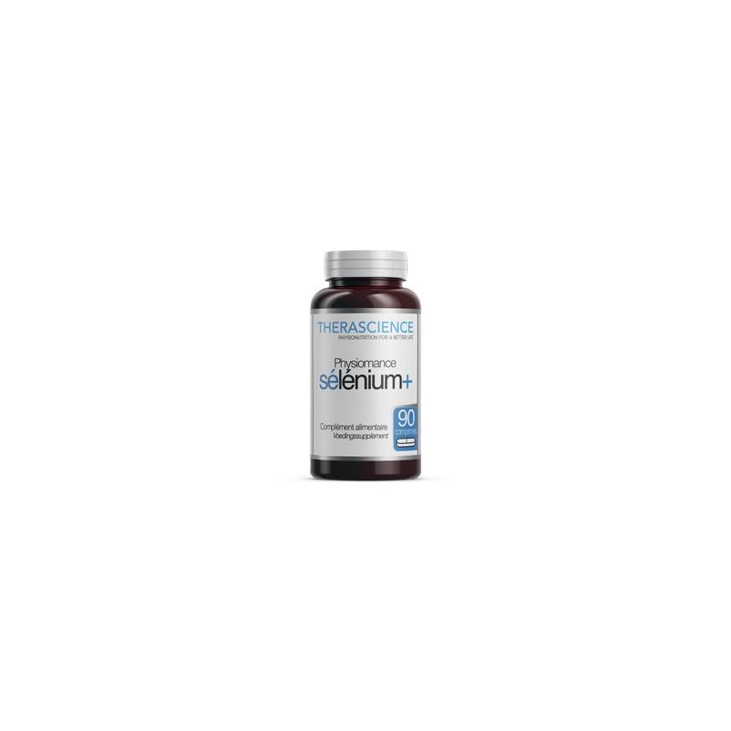 Sélénium + -30 comprimés - P hysiomance  phy88