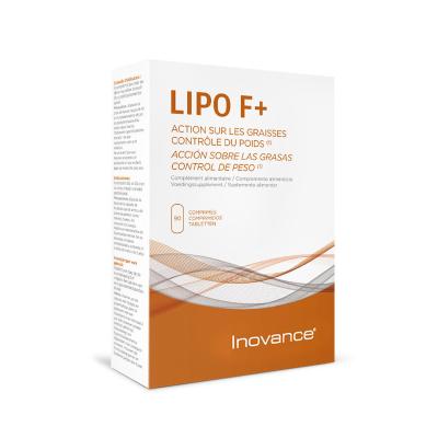 INOVANCE Lipo F+ - 90 comprimés