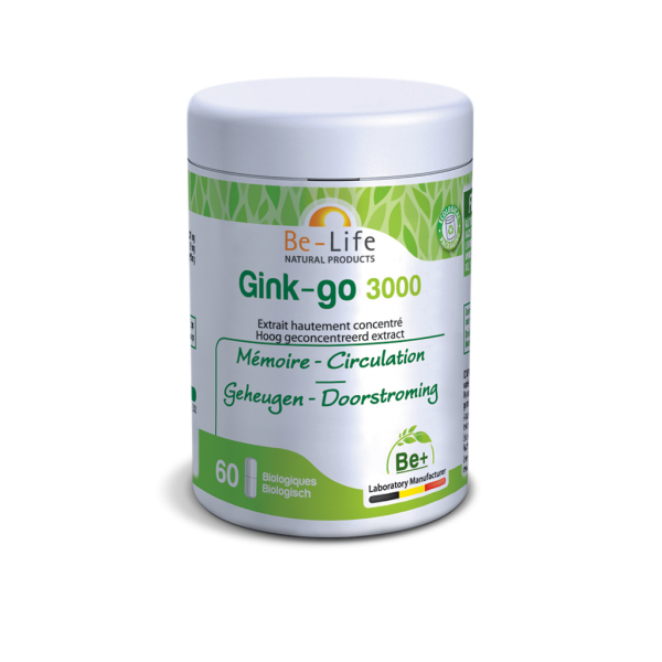 BE-LIFE Gink-go 3000 - 60 gel