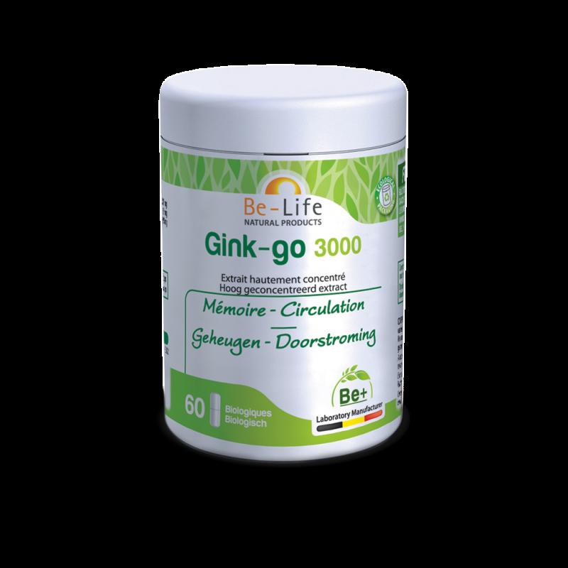 BE-LIFE Gink-go 3000 - 60 gel