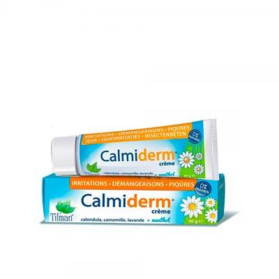 TILMAN Calmiderm Crème piqures démangeaisons - 40g