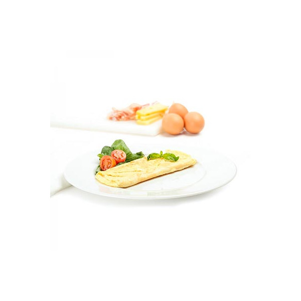 PROTEIFINE Omelette Bacon - Fromage - 5 sachets