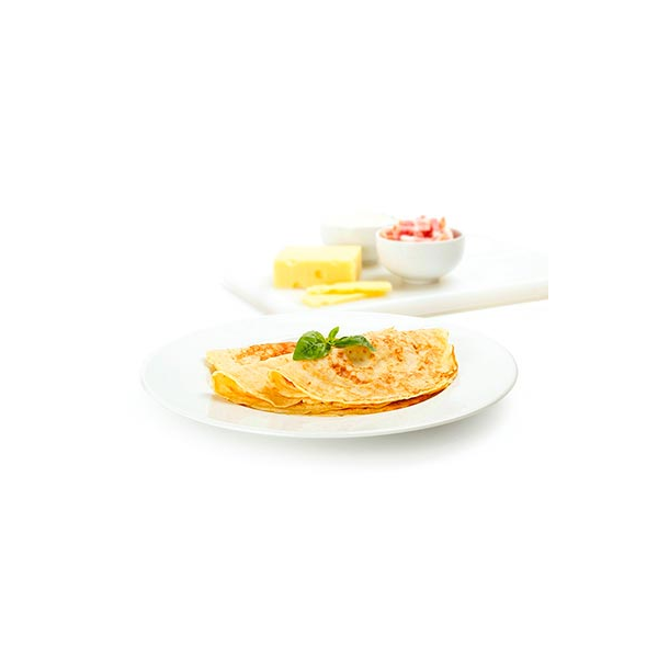 PROTEIFINE Crêpe Bacon - Fromage - 5 sachets