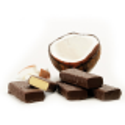 PROTEIFINE Barre Coco-Chocolat Noir