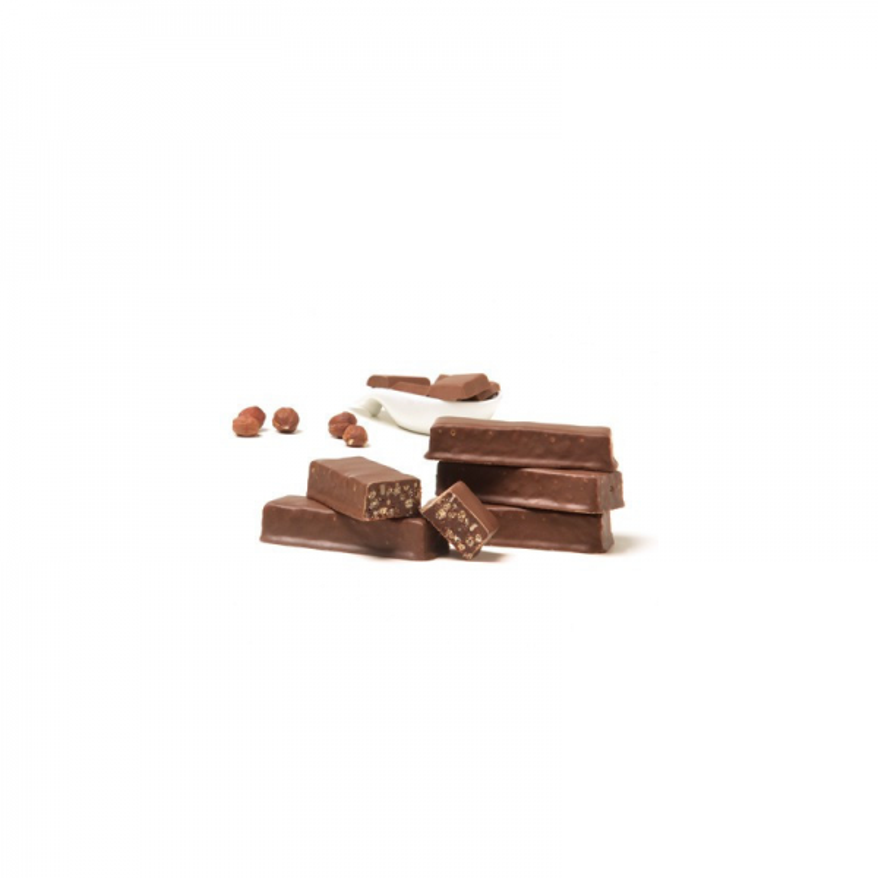 PROTEIFINE Barre Crunch Chocolat Noisette