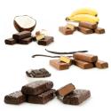 PROTEIFINE Assortiment Barres Chocolat