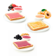 PROTEIFINE Assortiment Coulis Fruits