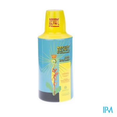 ENERGETICA NATURA Resium - 600 ml