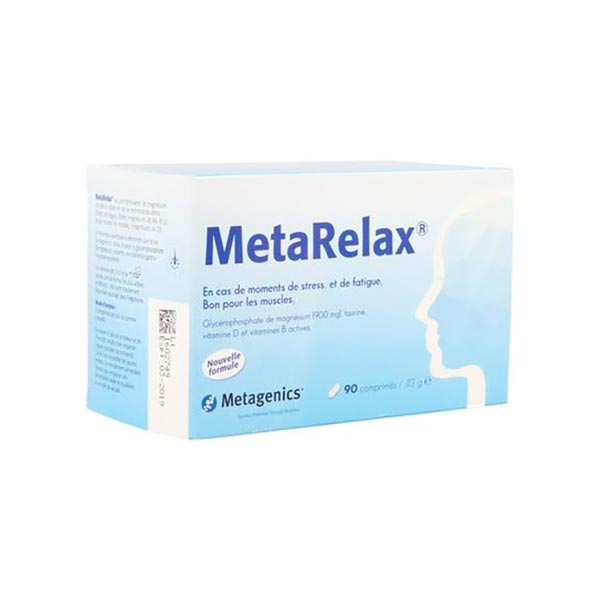 METARELAX BLISTER - 90 COMPR - Funciomed (Metagenics)
