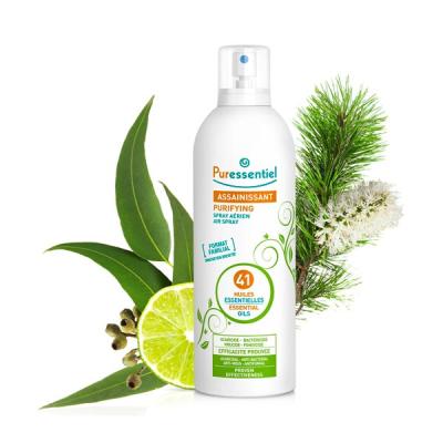 PURESSENTIEL Spray Assainissant 41 huiles essentielles - 200ml