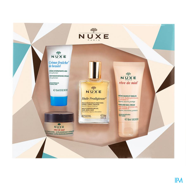 NUXE Coffret Noël Best Seller