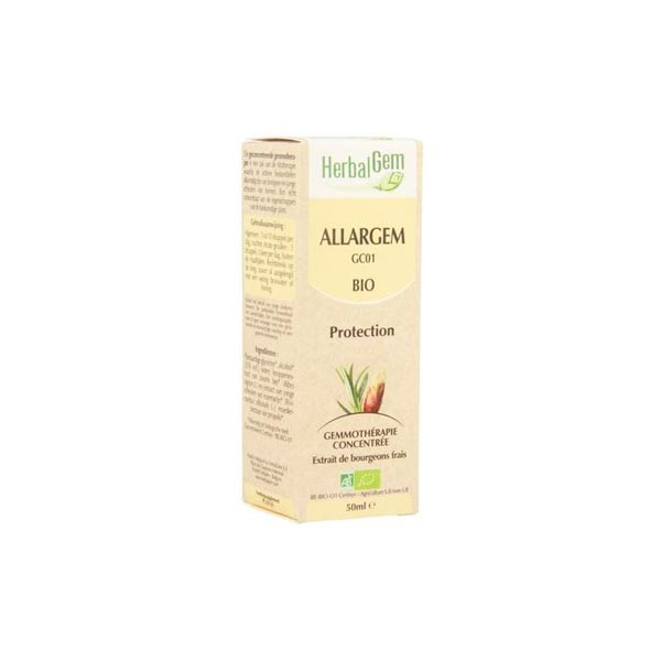 HERBALGEM Allargem Bio 50 ml