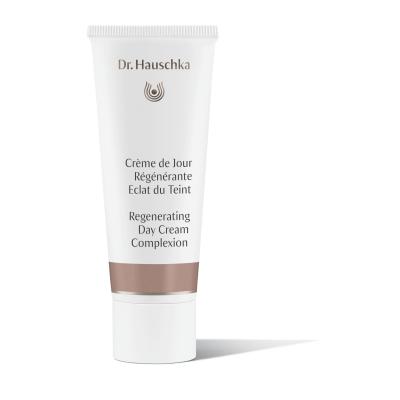 Dr. HAUSCHKA Crème Jour Régénérante Eclat Teint - détail