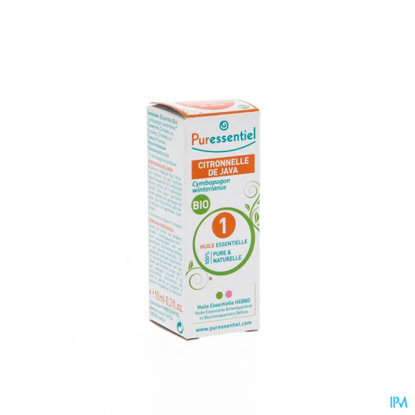 PURESSENTIEL He Citronelle Java - 10ml