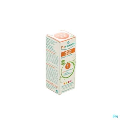 Huile essentielle menthe poivrée bio - Puressentiel