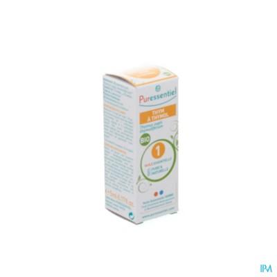 Huile essentielle thym thymol bio - Puressentiel