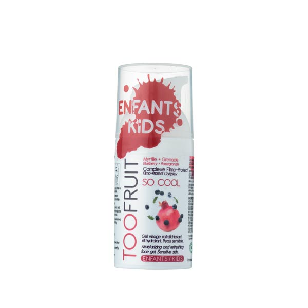 BIOWINK So Cool Gel Crème Grenade Myrtille