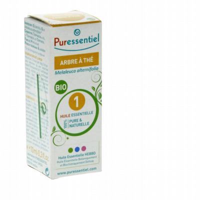 Huile essentielle arbre à thé bio Puressentiel