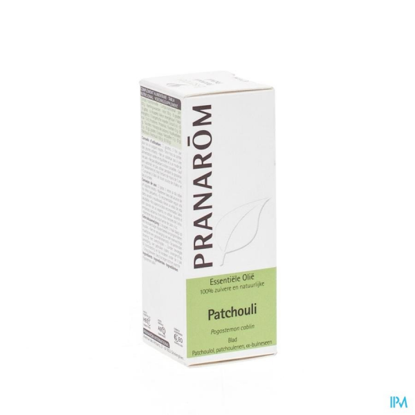 Patchouli HE Pranarôm - 5 ml Pogostemon cablin HECT
