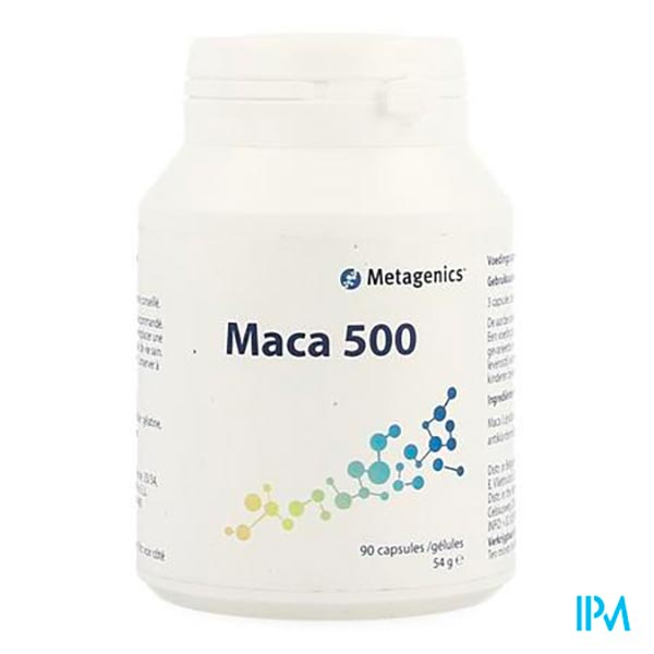 METAGENICS Maca 500