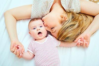 soins pour les bébés et les mamans